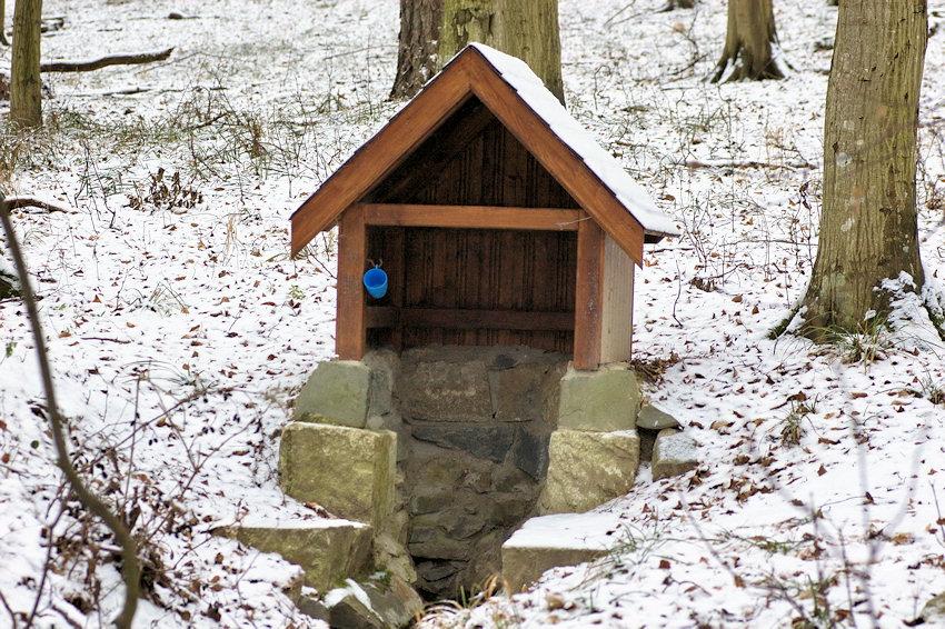 studánka U lesácké chaty (895)