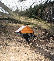Foto záznam č. 131 - Vyschlý pramen