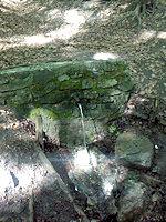 Foto záznam č. 1430 - Kamenná studánka