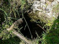 Foto záznam č. 1592 - Studna za hospodou