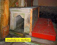 Foto záznam č. 1604 - Studánka sv. Barbory
