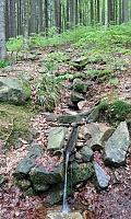 Foto záznam č. 2198 - pramen Chlumeckého potoka