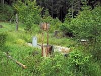 Foto záznam č. 5927 - pramen potoka Pivoňka