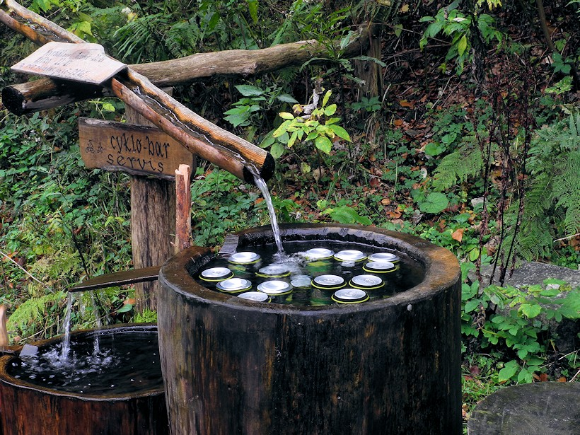 jiný vodní zdroj Lesní bar (6081)