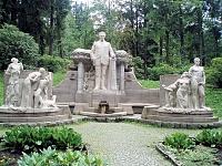 Foto záznam č. 8992 - Priessnitzův pomník