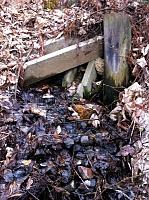Foto záznam č. 10610 - Zničený pramen